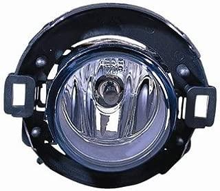 Nissan Xterra Replacement Fog Light Assembly - 1-Pair