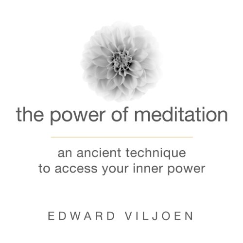 The Power of Meditation audiobook cover art