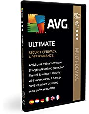 AVG Ultimate 2020 | meerdere apparaten | 10 apparaten | 1 Jaar | Box