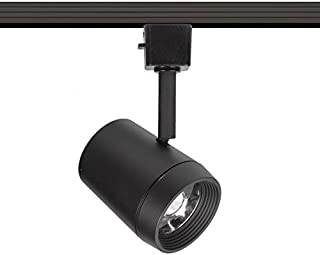 WAC Lighting H-7011-WD-BK Oculux 7011 LED Dim-to-Warm Track Head Light Fixture, H, Black