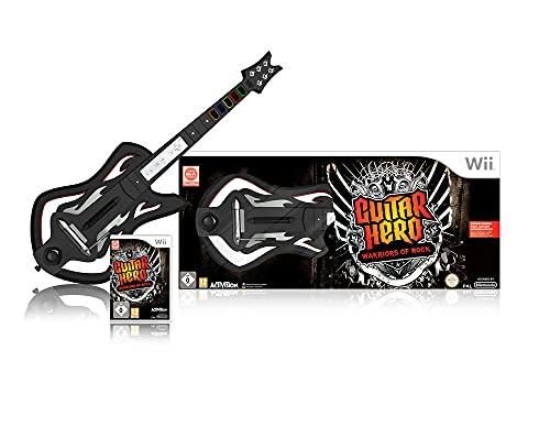 Guitar Hero 6: Warriors of Rock Bundle - Wii