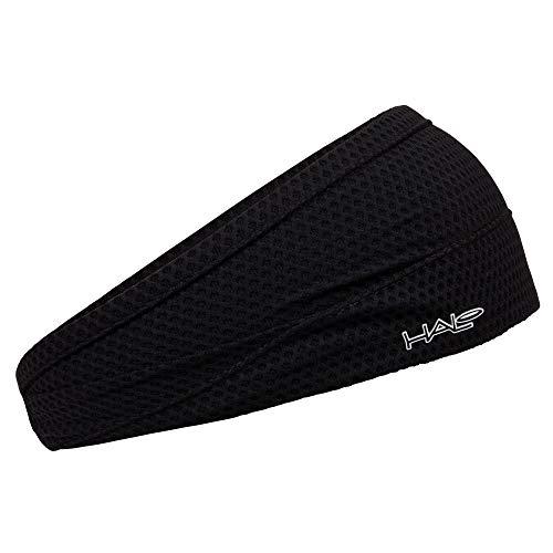 Halo headband(ヘイロ ヘッドバンド) Halo headband(汗が目には入らない究極の汗止めバンド)Halo (ヘイロ) BANDIT JP(バンディットJP) [バンド幅 約10cm] ランニング トレイルランニング サイクル トライアスロン 吸汗速乾 [フリーサイズ]H0018ABL AIRBLACK/エアーブラック【正規品】 H0018ABL エアーブラック FREE
