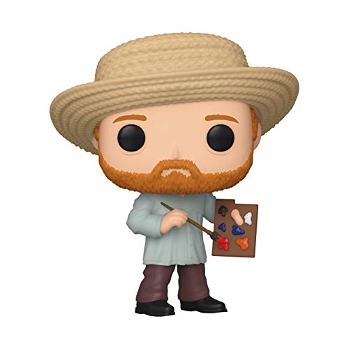Funko- Pop Artists: Vincent Van Gogh Collectible Toy, Multicolor (45252)