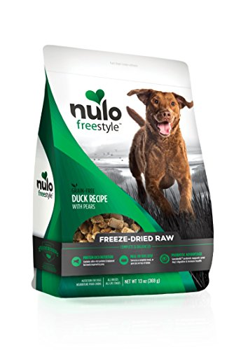 Nulo Freeze Dried Raw Dog Food For All Ages &...