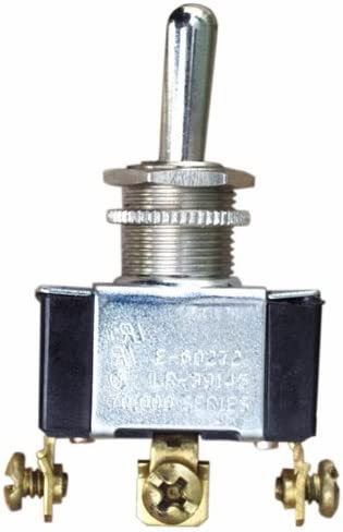 Morris 70280 Attention brand Heavy Duty Momentary Contact Toggle Switch SPDT Topics on TV