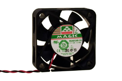 Best Brand 5015S 12V Cooler 50x15mm Brushless DC Fan 7 Blades Mini Cooling Radiator
