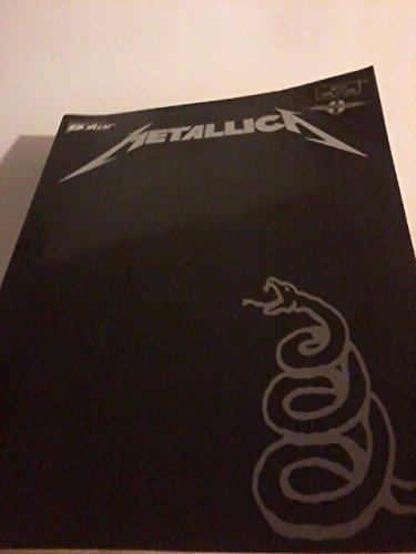 Metallica: The Black Album (TAB). Noten voor gitaar (symbolen)