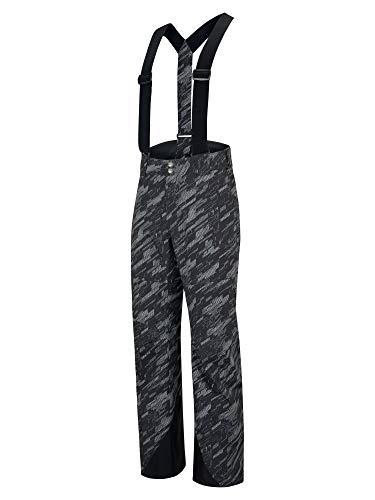 Ziener Telmo Ski Pant - Black camo