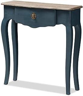 Amazon.com: Blue - Sofa & Console Tables / Tables: Home & Kitchen