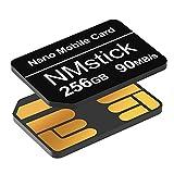YAOMAISI NM - Tarjeta de Memoria 256 GB, 90 MB/S, Compatible Solo con Huawei P30/P30Pro/P40/Serie...