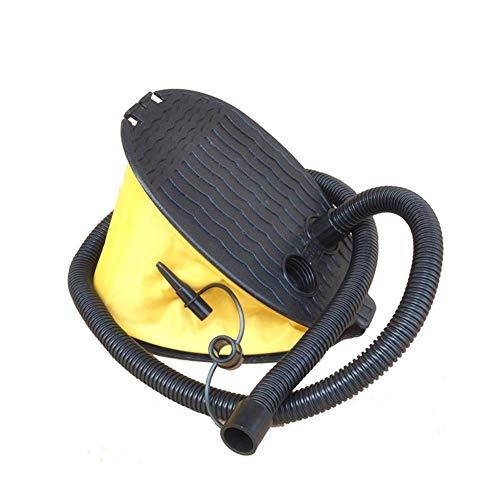 sprwater Gonfleur, Gonfleur Matelas, Pompe A Pied, Pompe À Pied De Type Soufflet 3L Gonflable - Pompe À Air Ballon, Camping Essentials