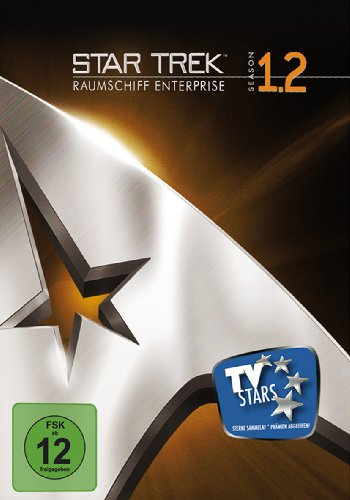 Raumschiff Enterprise - Staffel 1.2 (4 DVDs)