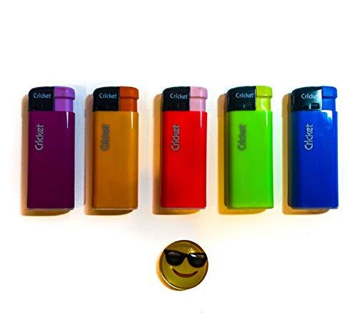 Cricket-Feuerzeuge - Cricket Pocket Electronic Lighters