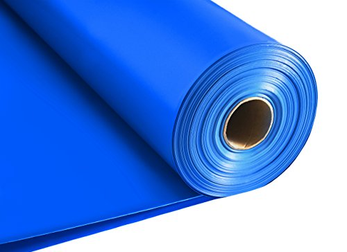 Blaue Dampfsperre Dampfbremsfolie Dampfsperrfolie 0,2mm 4 x 25 m = 100m²
