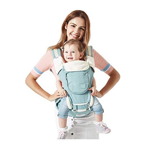 Porte bébé Porte-bébé Multifonctions Respirant Bébé Assis sur Le Tabouret Taille pour Un Usage Amovible et indépendant ( Color : C )