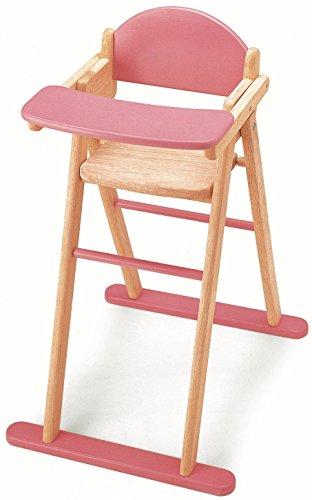Pintoy - Accessoires Poupée - Chaise Haute