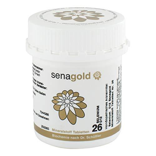 Schüßler Salz Nr.26 - Selenium D12-400 Tabletten, glutenfrei