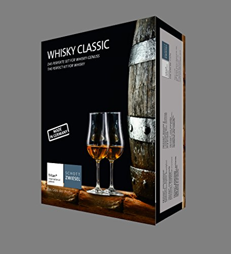 Schott Zwiesel 2 Stück Whisky Nosing im Geschenkkarton