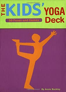 The Kids' Yoga Deck: 50 Poses and Games