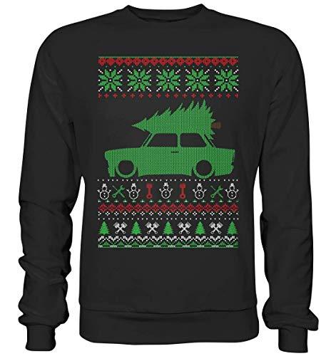 glstkrrn Trabant 601 Ugly Christmas Sweater
