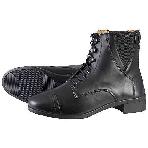 PFIFF 011493 skórzane buty sznurowane, damskie buty do jazdy konnej, 40