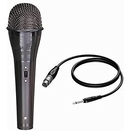 kh Multi-Purpose Singing Mic Studio Voice Recording Karaoke Dynamic Vocal Microphone