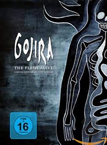 Gojira - The Flesh Alive (+ Audio-CD) [2 DVDs]
