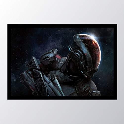 Quadro com moldura Mass Effect Andromeda_003