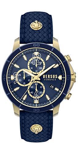 Reloj Versus VSPHJ0220 cuarzo analógico Acero 316 L Hombre