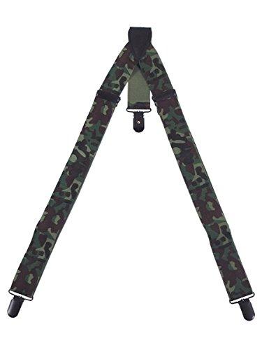 Militär a Bretelles Camouflage Y