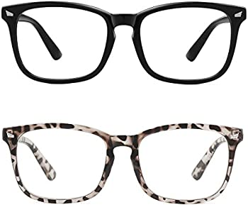 Meetsun Anti Eye Strain Headache Blue Light Blocking Glasses
