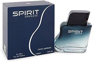 Spirit Absolute Parfum From Swiss Arabian for Men 100ml