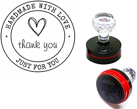 Al sold out. Personalized Wedding Self lowest price Inking Stamp Future Mr Mrs C and Round