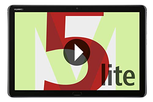 HUAWEI Mediapad M5 Lite LTE-Tablet-PC (25,6 cm, 10.1