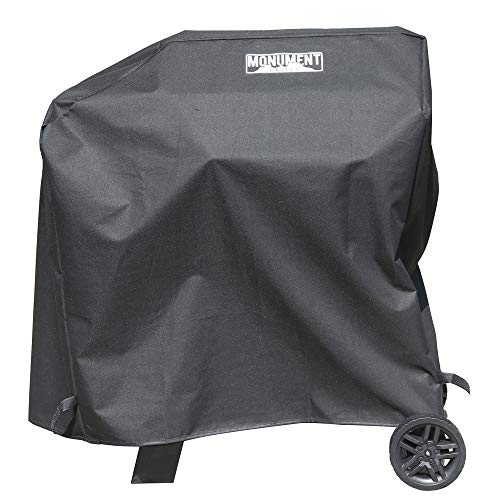 Monument Grills 95001 Deluxe Small Pellet Grill Cover for Pellet Grill Model 85001