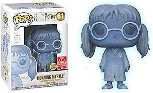 Barato Funko Pop Nuevo Harries Potter con Huevo Draco Malfoy Moaning Myrtle Edición Limitada Vinilo Muñeca Figurine Modelo Juguetes para niños Gifting-Moaning-Moaning