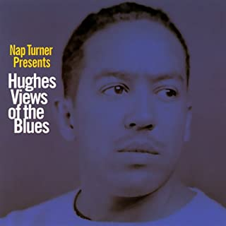 Hughes Views of the Blues audiobook cover art