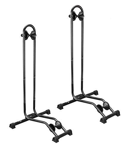 BIKEHAND Bike Bicycle Floor Parking Rack Storage Stand Pack of 2