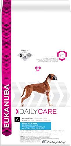 Eukanuba Daily Care Adulto - Alimento seco para perros con una articulaciones sensibles, 12,5 kg ⭐