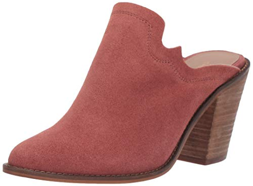 Chinese Laundry Women's Songstress Mule Rhubarb Suede 6 M US