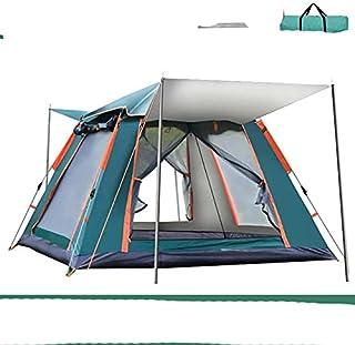 6–7 personer helautomatiskt campingtält vindtätt vattentätt automatisk pop-up tält familj utomhus omedelbar installation t...