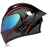 Casco moto vintage Moto Cross modulare modulare Up Casco moto capacetes Moto Casco moto Visiera Borsa Casco moto tedesco