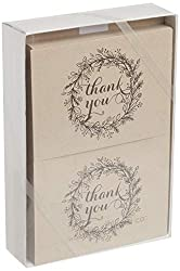 Thank you notes for pallbearers.