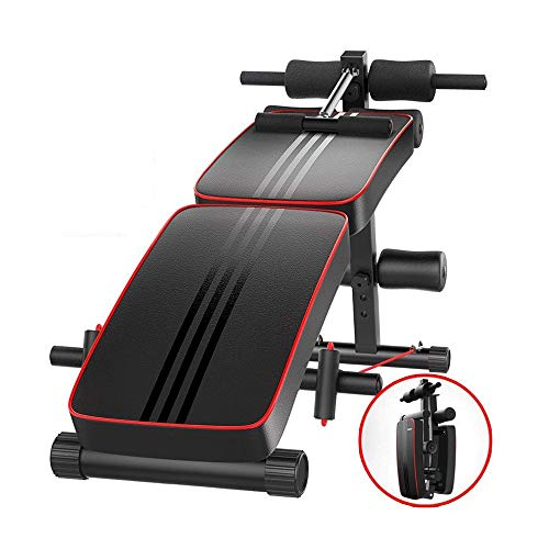 Why Should You Buy Ganeep Fitness Portable Sit-up Bench Machine for Home Fitness Board Abdominal Exe...