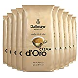 Dallmayr Crema D'oro Samtig Fina & Mild - Planta entera 10 k