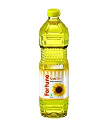 Fortune Sunflower Oil, 1L Bottle