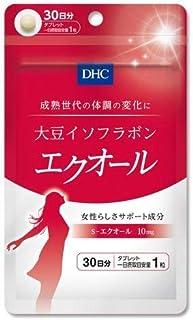 【2個セット】DHC 大豆イソフラボン エクオール 30日分×2袋