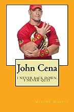 John Cena: I never back down, I never quit
