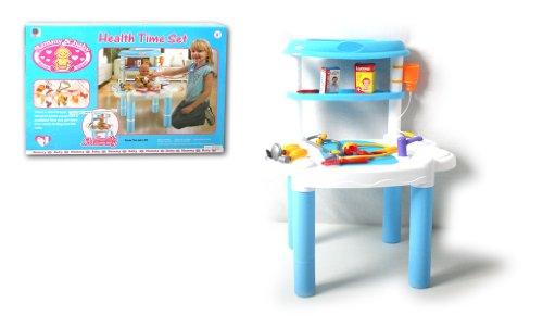 Mgm - 103020 - Jeu D'Imitation - Docteur - Table Pédiatre Accessoires