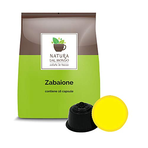 80 Capsule compatibili Dolce Gusto - Zabaione